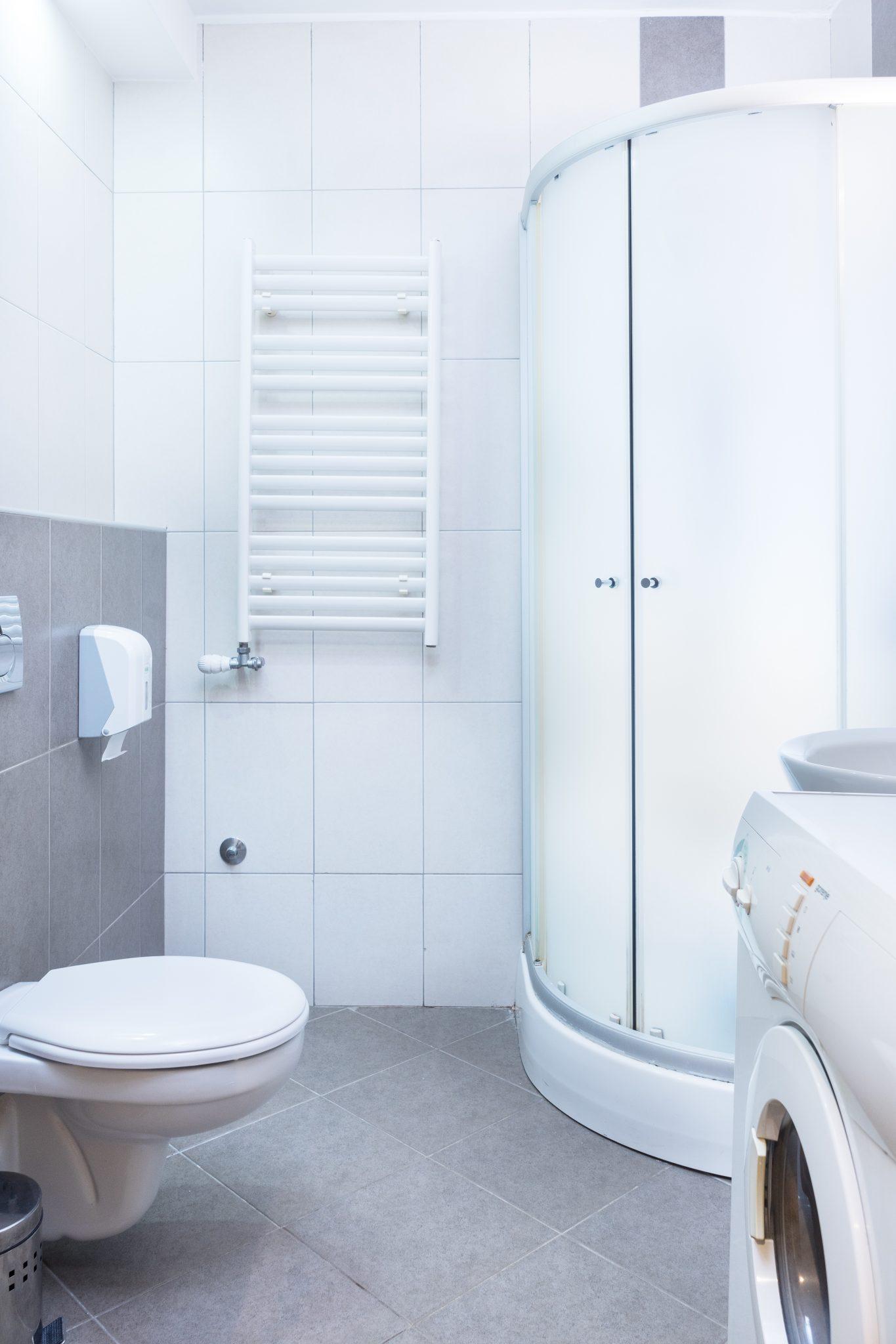 Apartman B 204 studio apartman sa terasom | Kupatilo