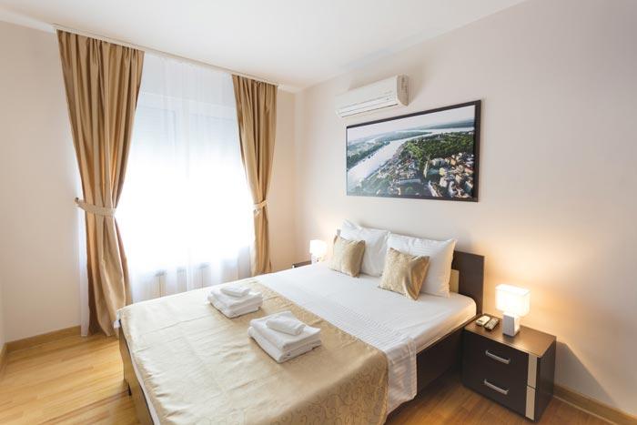 Apartman u Beogradu Residence Lux
