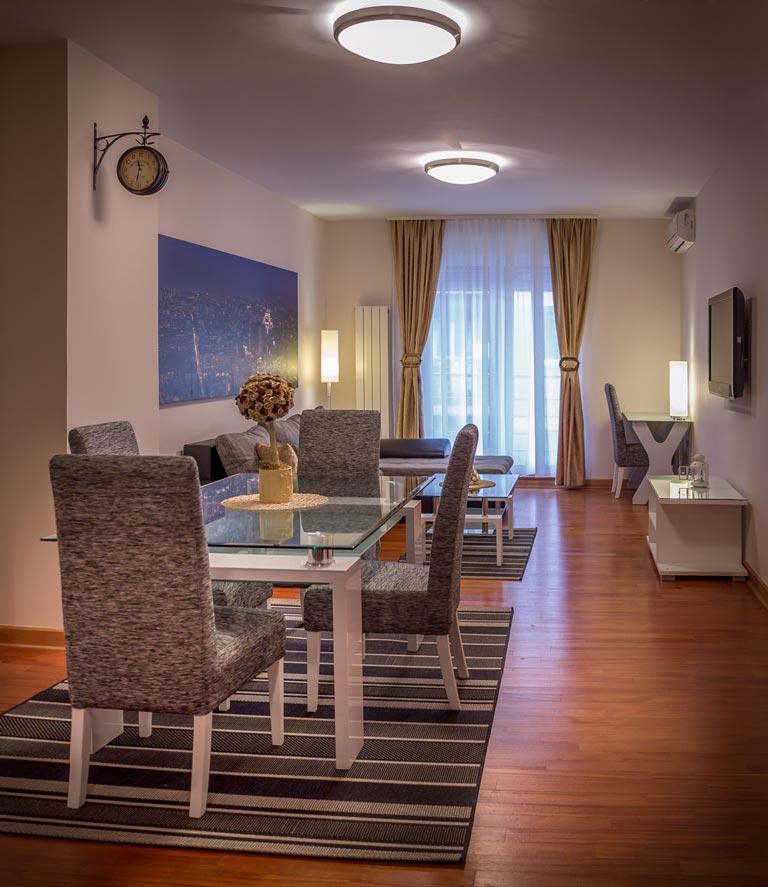 Apart Hotel Feel Belgrade | Feel Belgrade Apartmani | Spavaca | Apartman A 205