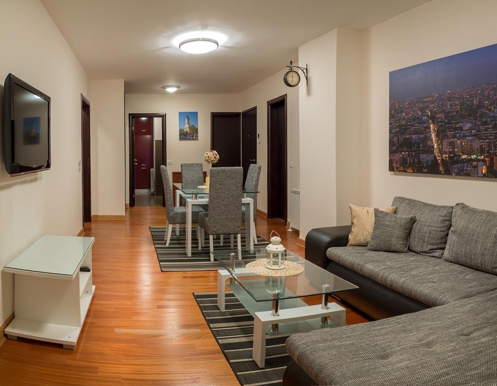 Apartman na dan u Beogradu Apart Hotel Feel Belgrade | Feel Belgrade Apartmani | Apartman A 205
