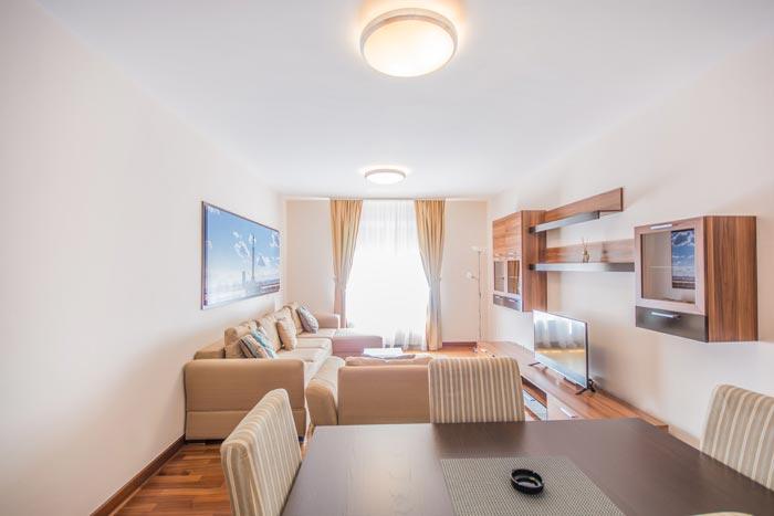 Apartman na dan Deluxe suite