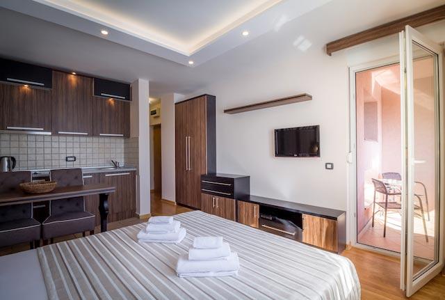Izlaz terasa |Apartman B 205 | Apartmani Beograd