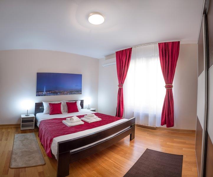 Apartman u Beogradu Deluxe