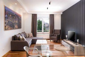 Apartman A 103 dve spavace sobe sa terasom