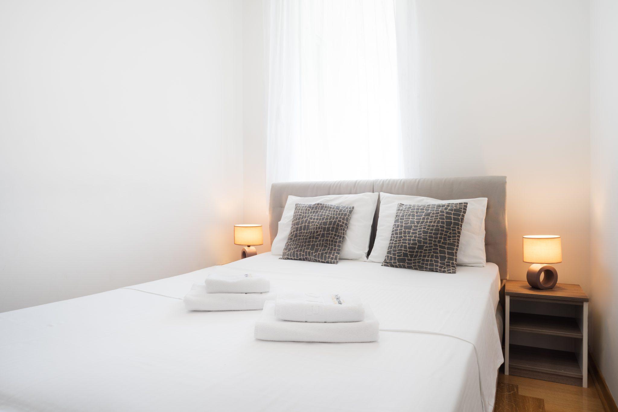 Apartman C 205 jedna spavaca soba