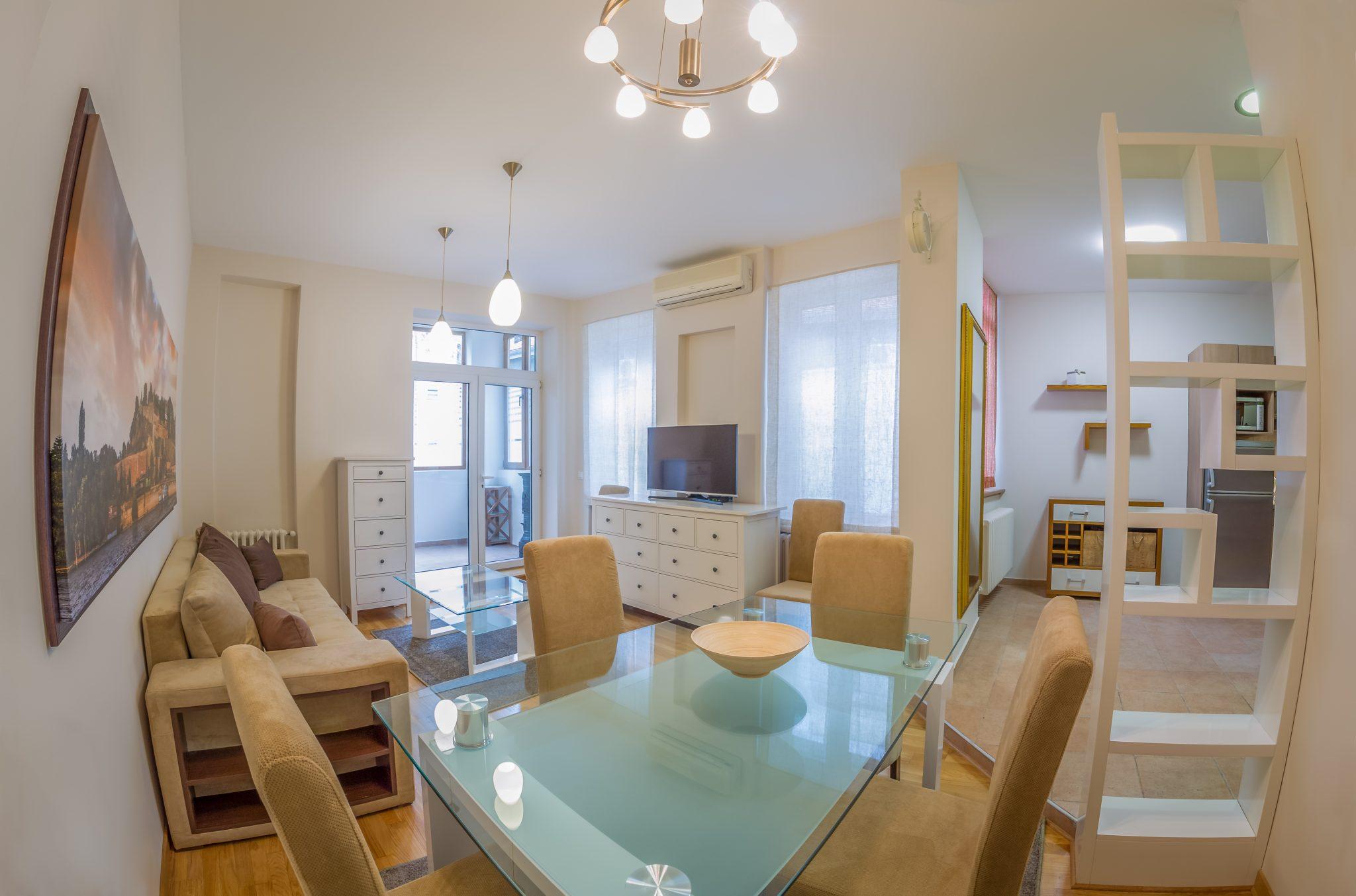 Apartman Superior | Dnevna Soba