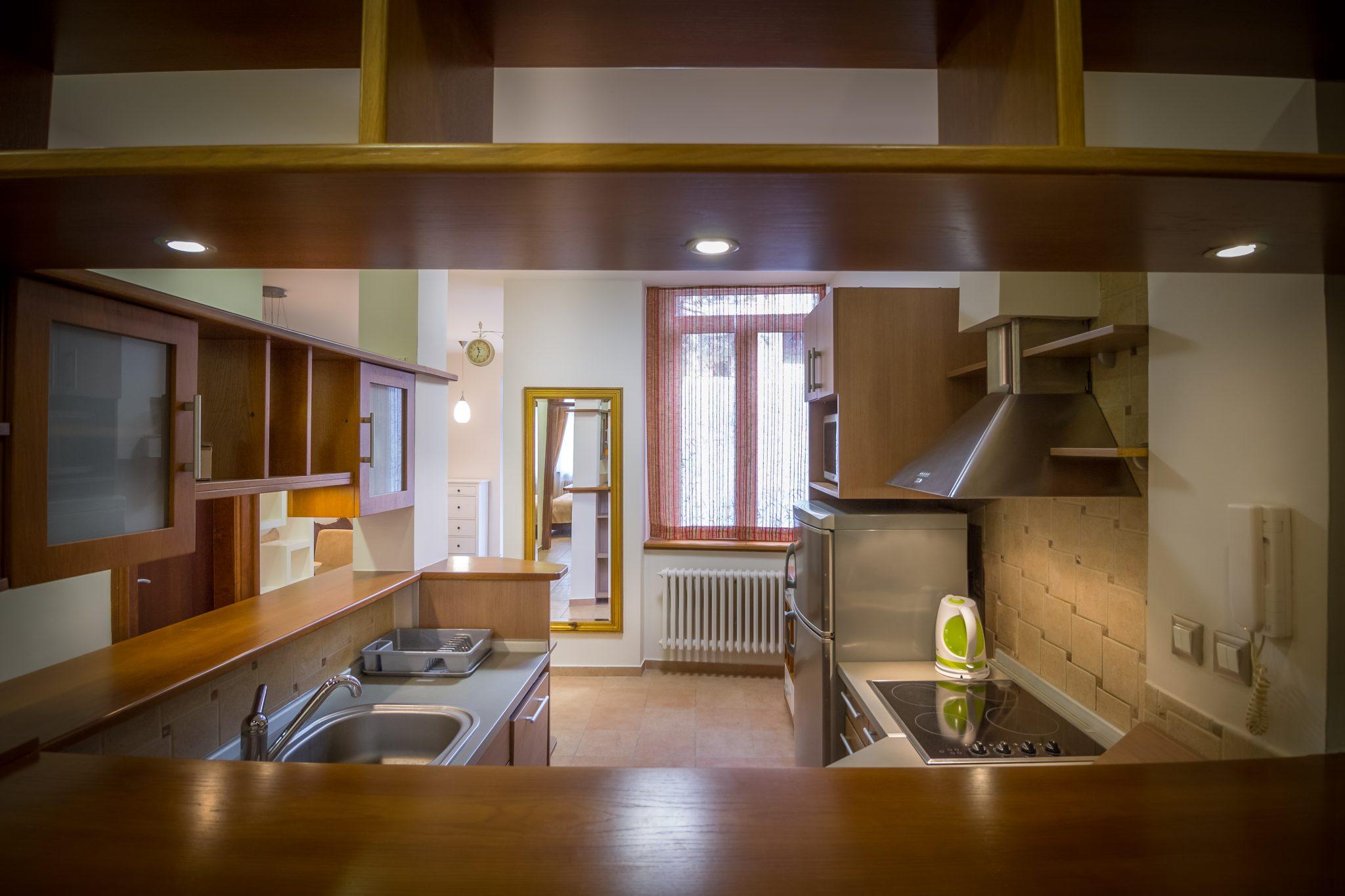 Apartman Superior | Kuhinja