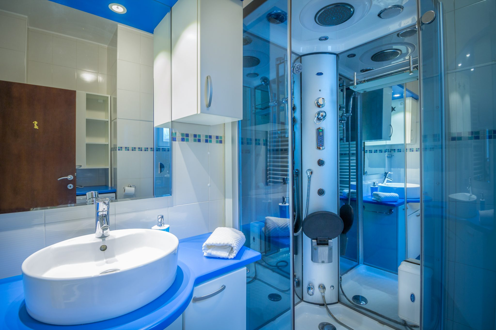 Apartman Superior | Kupatilo
