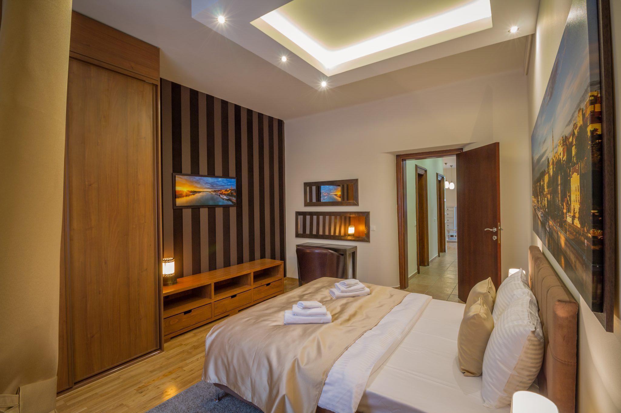 Apartman Superior sa 2 spavace sobe i terasom