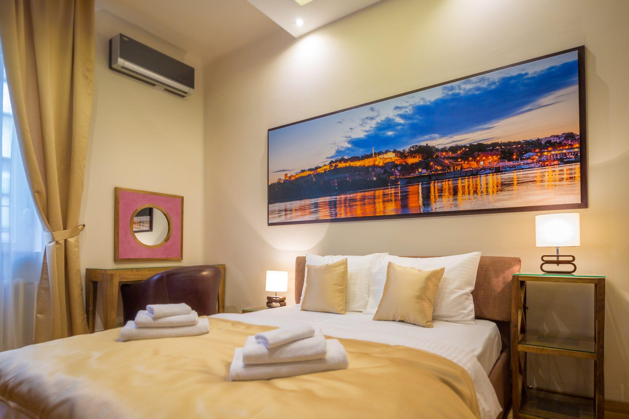 Apartman Superior | Spavaca soba
