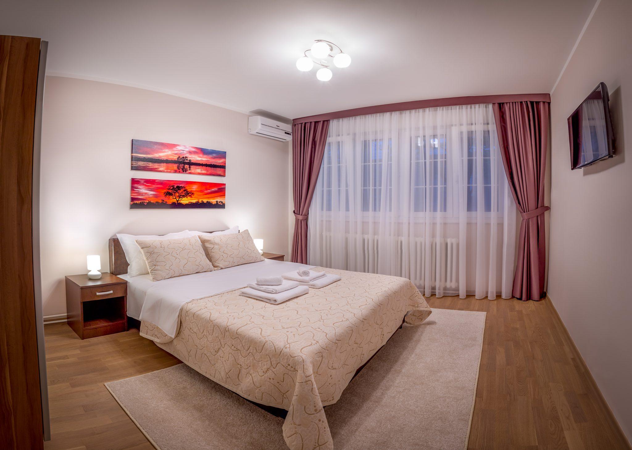 Apartman Downtown | Spavaca soba