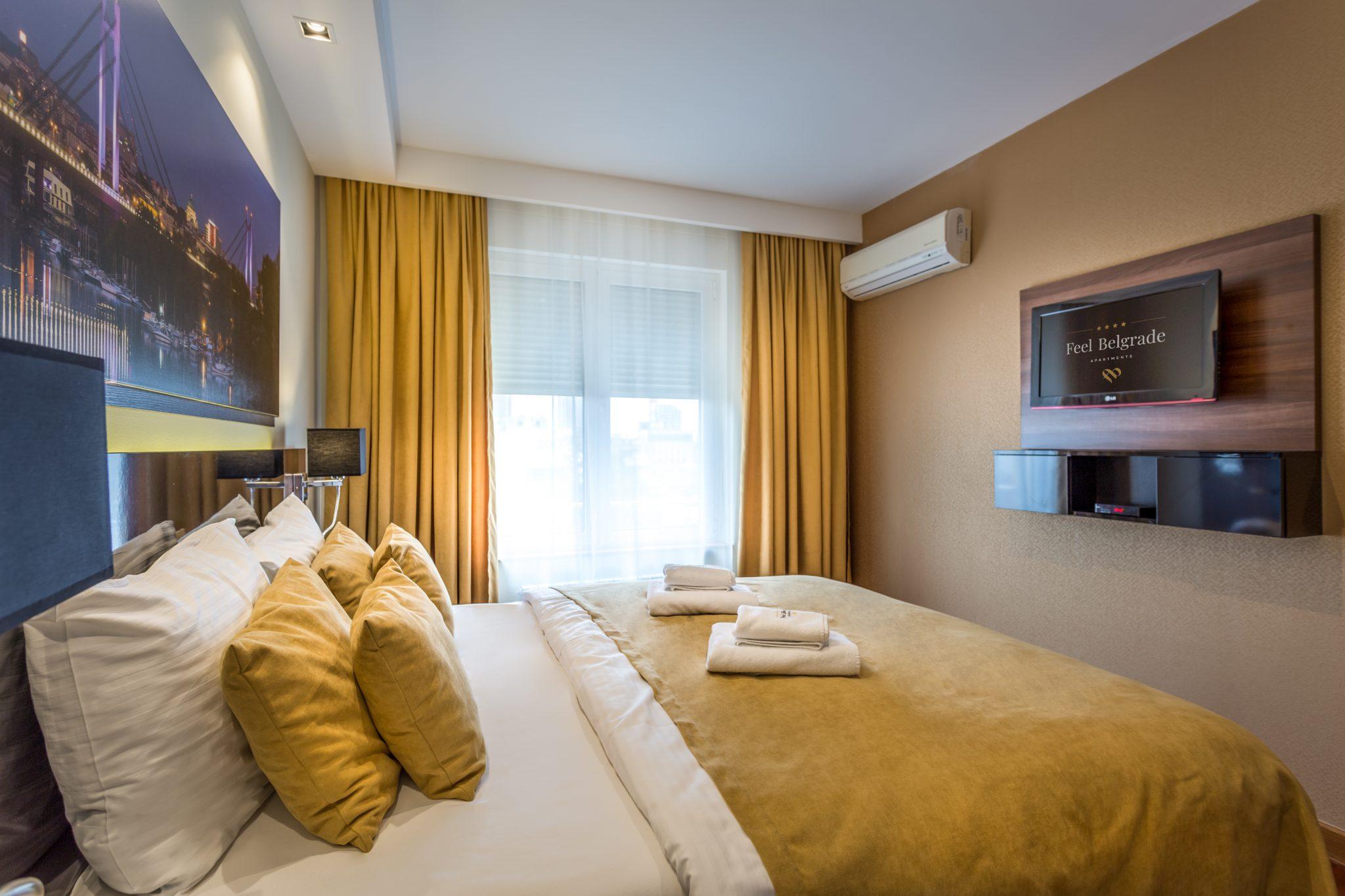 Apartman A 102 jedna spavaca soba sa terasom