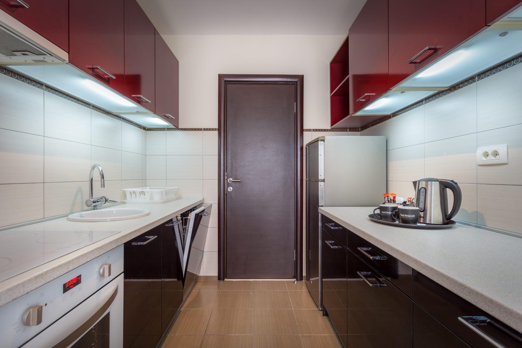 Apartman A 102 | Kuhinja